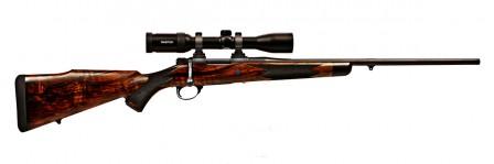 Sako L461 Action, Swarovski Z6 1.7-10 Scope,  Turkish Walnut Stock