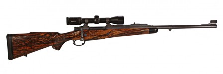 375 H&H 23 in w scope