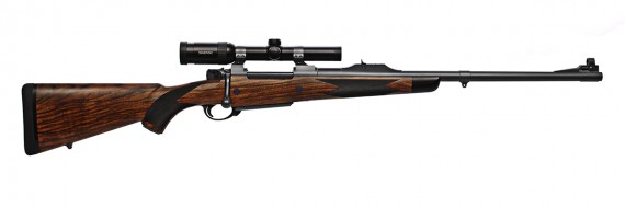 416 Rigby 23in RB RS scope